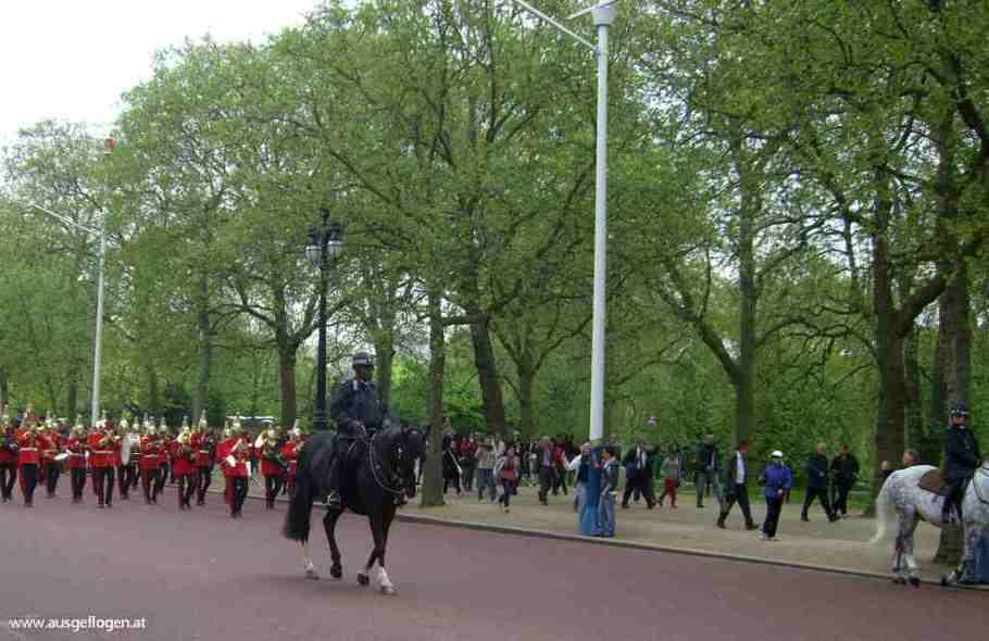 Buckingham Palace Wachwechsel