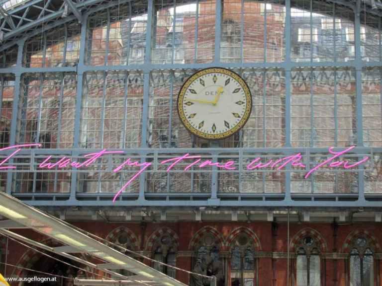 King ´sCross Station London