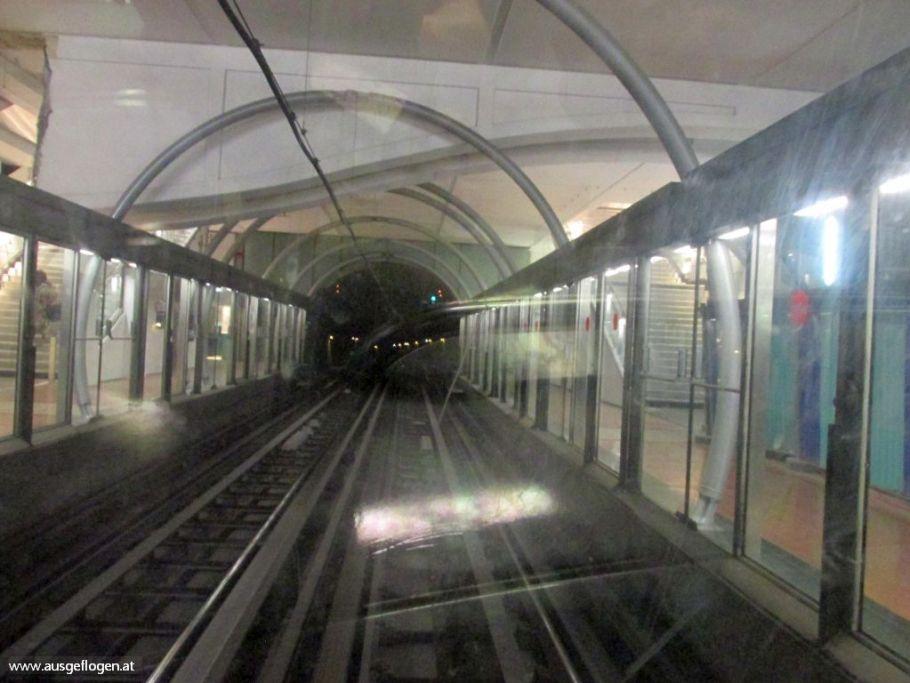 Paris Métrolinie 14