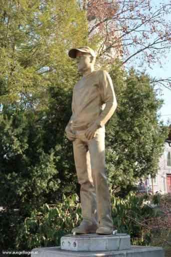 Goldberger Statue Waldzell