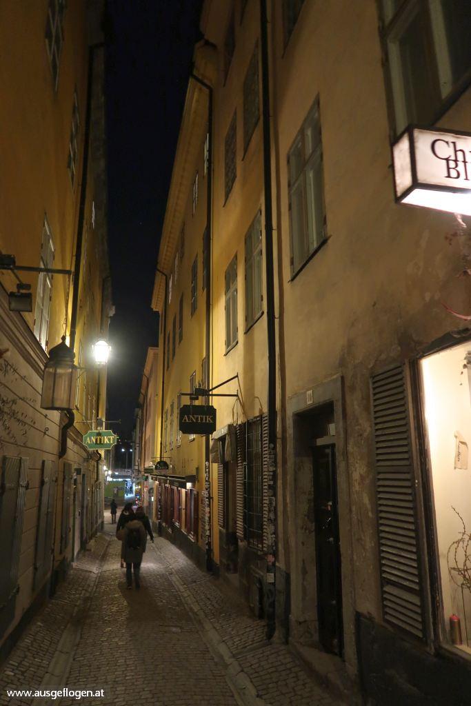 Stockholm Wochenende