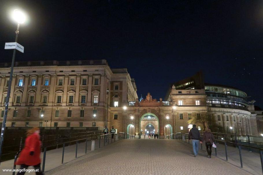 Stockholm Reichstag