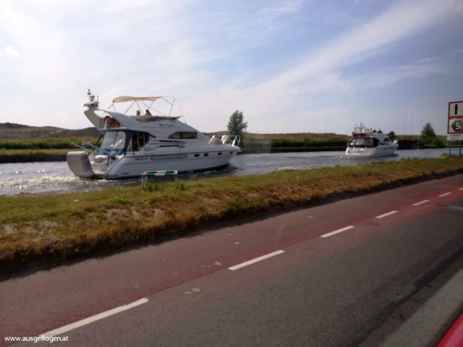 Wasserweg Niederlande