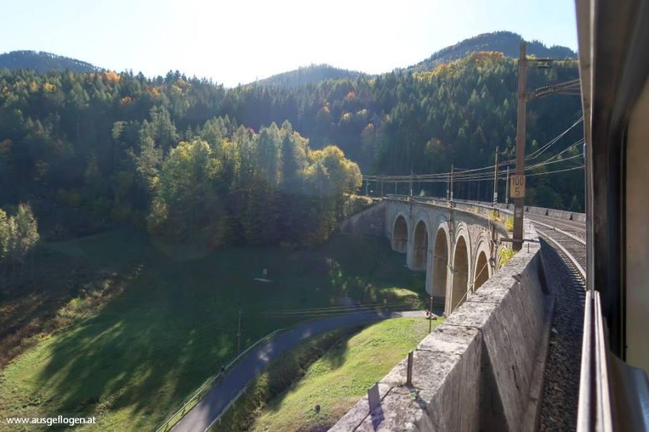 Viadukt Unterer Adlitzgraben Semmeringbahn