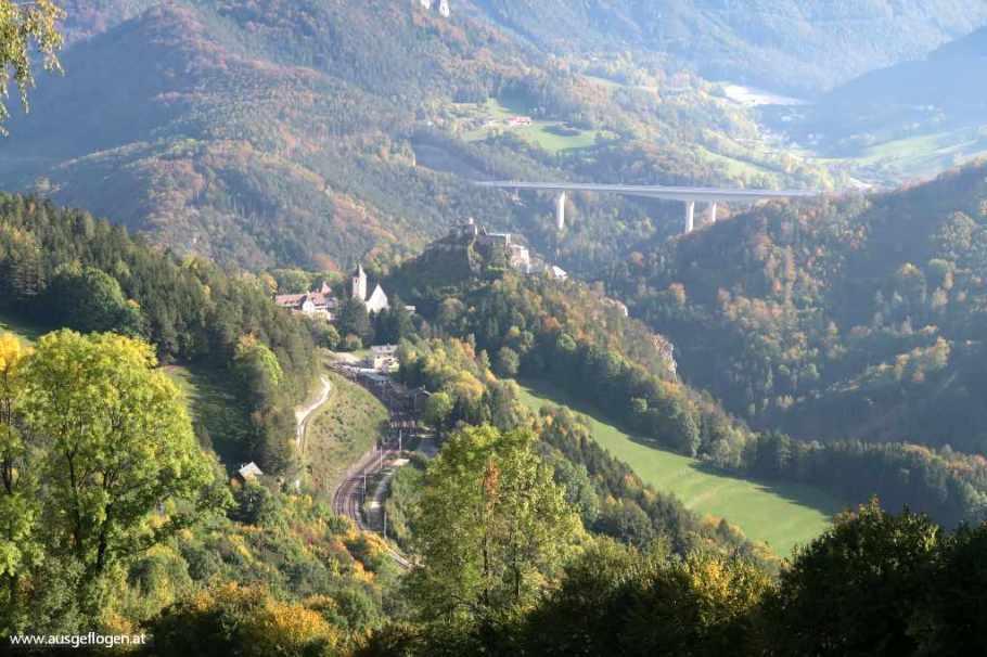 Burg Klamm Semmering