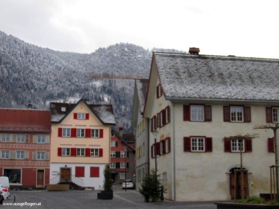 Hohenems Schweizerstraße Judengasse