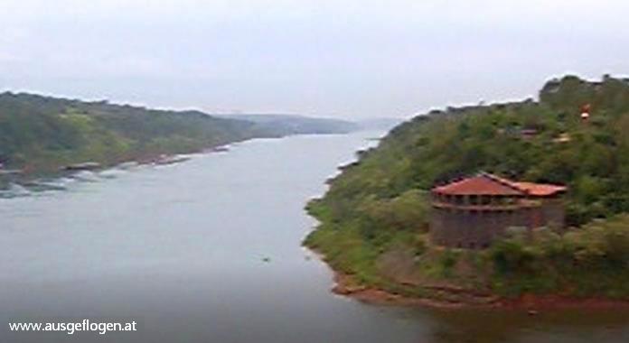 Dreiländereck Argentinien Brasilien Paraguay
