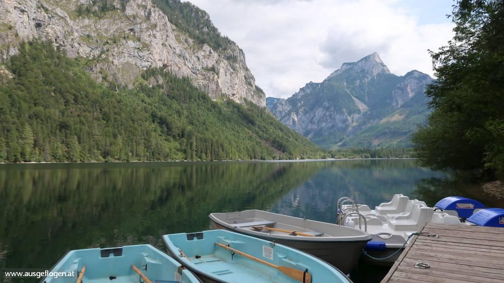Leopoldsteinersee Eisenerz Ausflug
