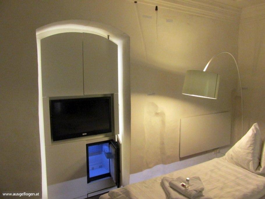 außergewöhnliches Hotel besondere Übernachtung Turmhotel Enns