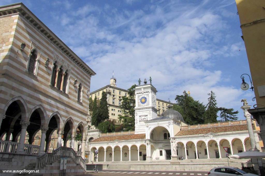 Friaul Roadtrip Udine