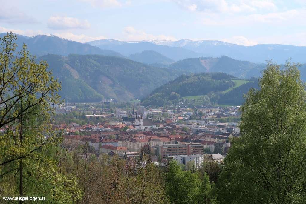 Leoben montanhistorische Wanderung steirische Eisenstraße