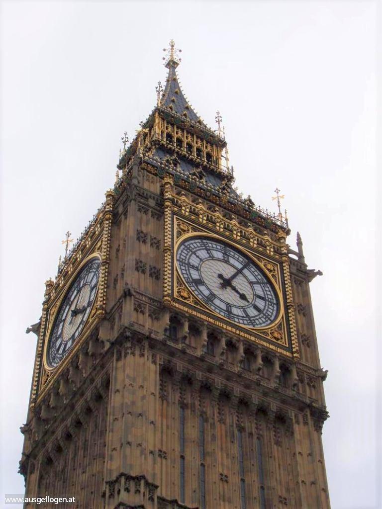London mit Kindern Big Ben