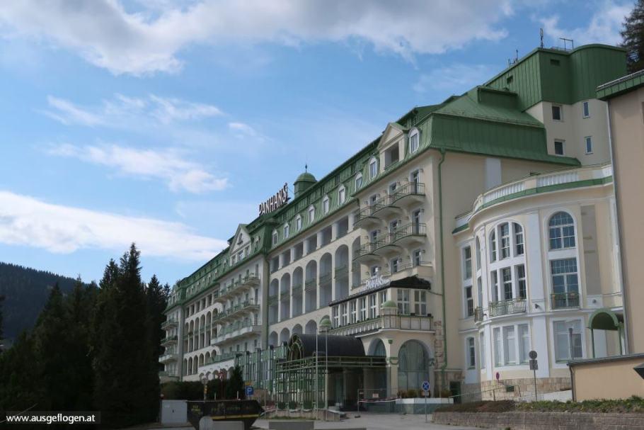 Panhans Grand Hotel Semmering Ausflugsziele Niederösterreich