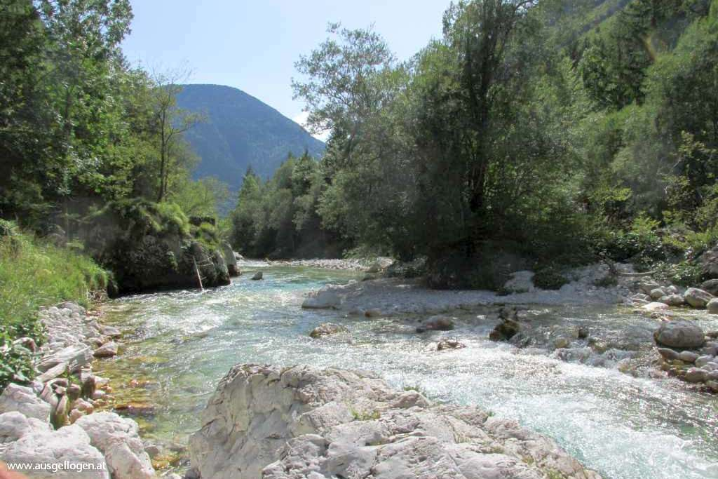 Slowenien Roadtrip Soca