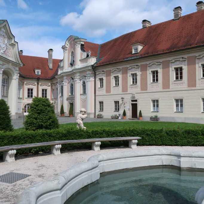 Steyr Sehenswürdigkeiten Schloss Lamberg