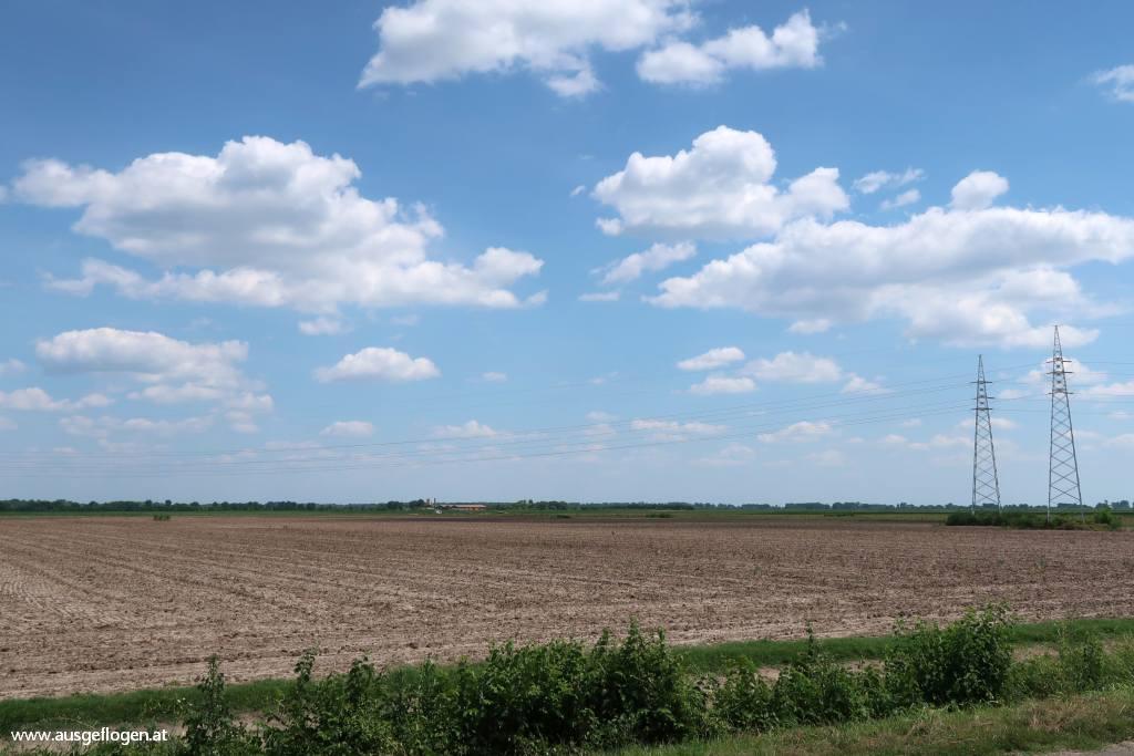 unterwegs in Serbien Vojvodina