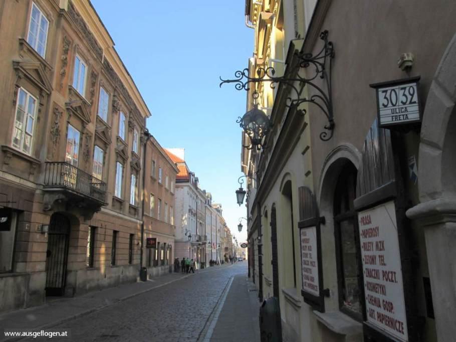 ulica Freta
