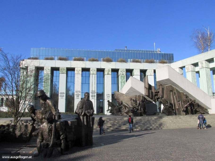 Denkmal des Warschauer Aufstands