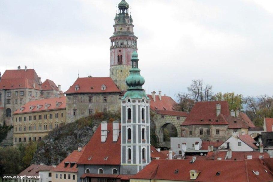 Český Krumlov: 5 gute Gründe für einen Tagesausflug nach KRUMAU