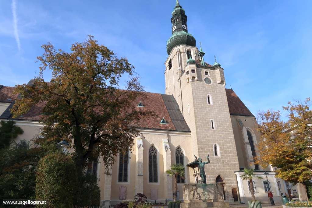 Baden Stadtpfarrkirche