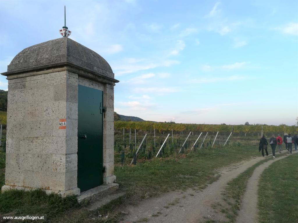 Baden Weingartenweg