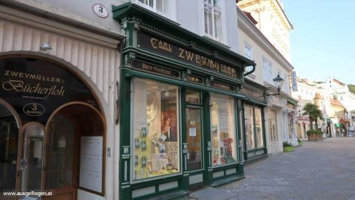 Buchhandlung Zweymüller Baden