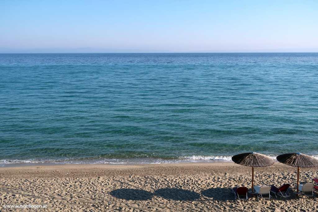 Strand chalkidiki kassandra schönster Chalkidiki: Die