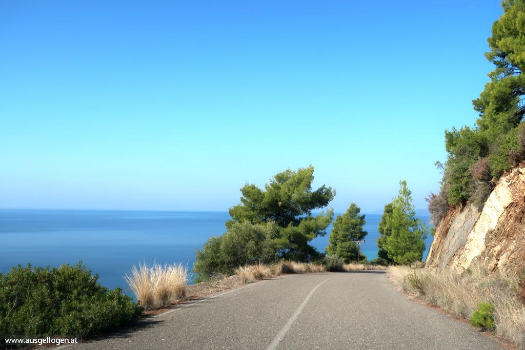 Agios Pavlos Sithonia Küste