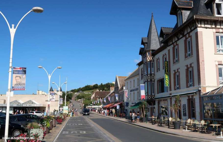 Landungsstrände Normandie Arromanches
