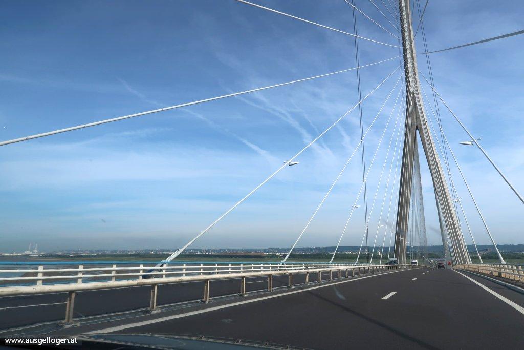 Le Havre Brücke Pont de Normandie