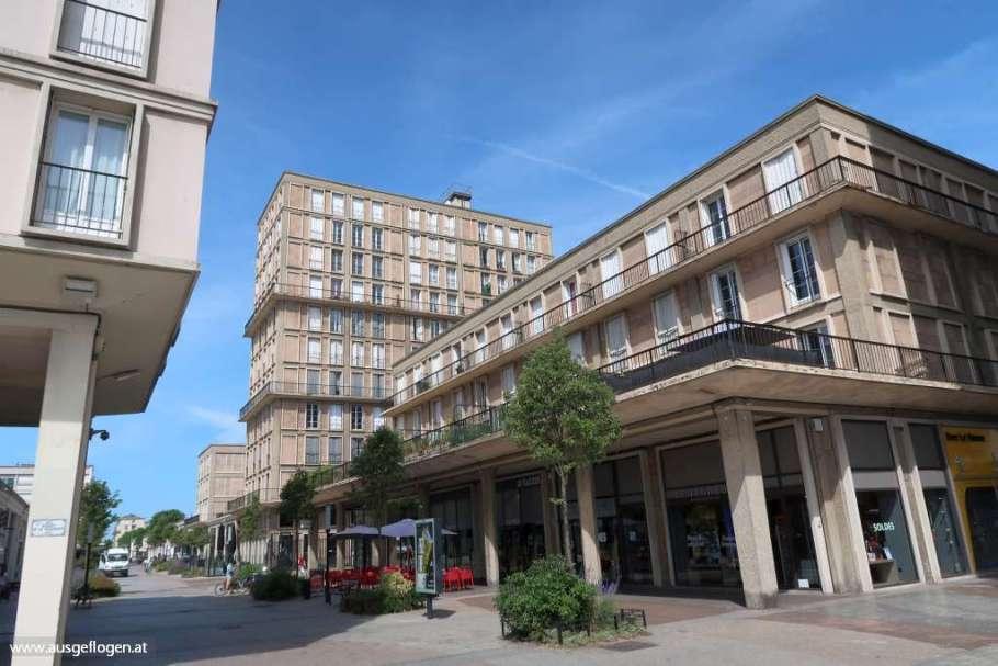 LE HAVRE: wo der Sehenswürdigkeiten-Trip zur Architek-Tour wird