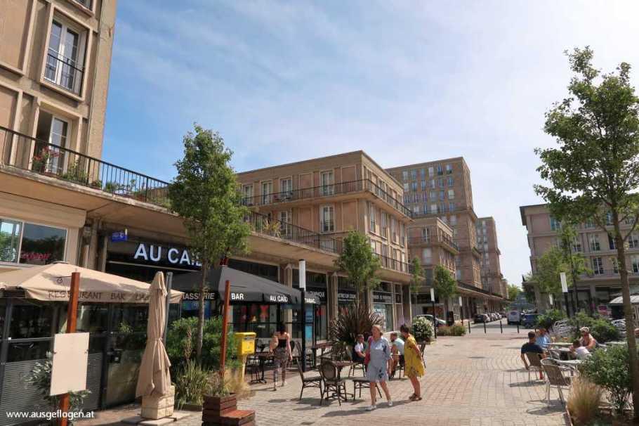 Le Havre Architektur Wohnbauten