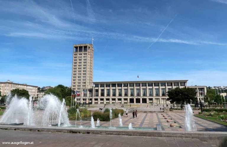 Le Havre Rathaus