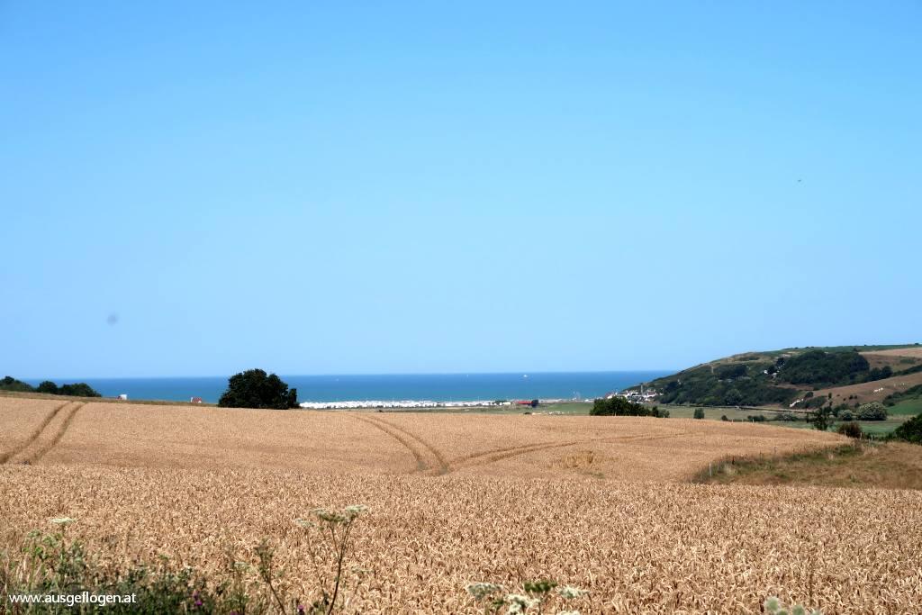 Normandie Seine Schleifen