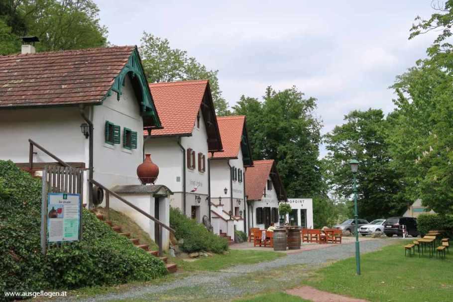 Weinmuseum Moschendorf Weinidylle Südburgenland
