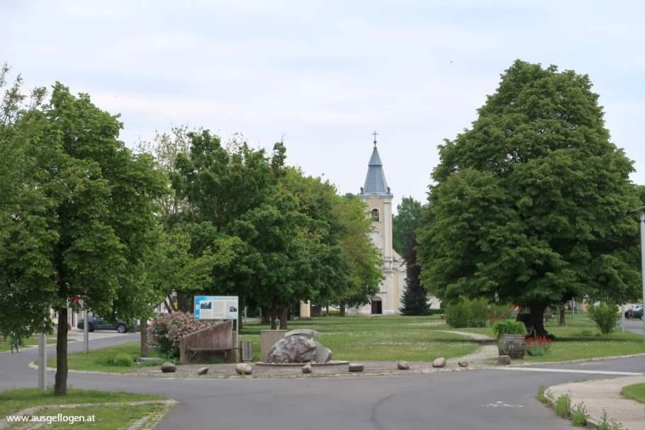 Hauptplatz Eberau