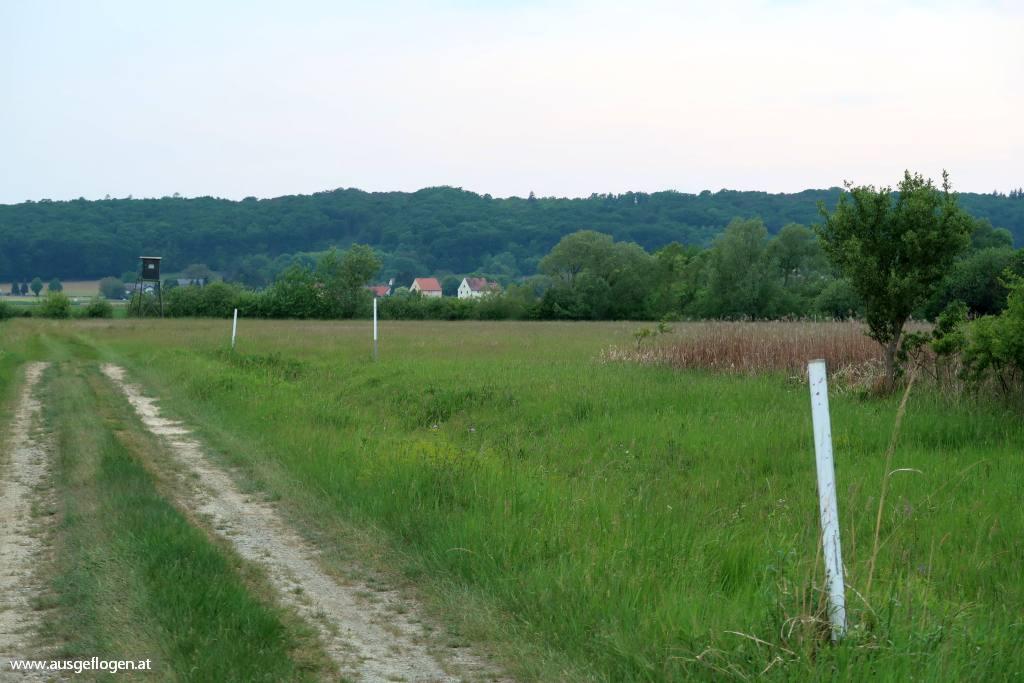 Bildein Staatsgrenze