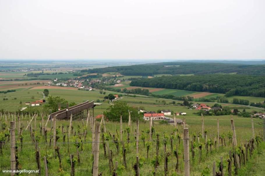 Aussichtsplattform Weinblick Eisenberg