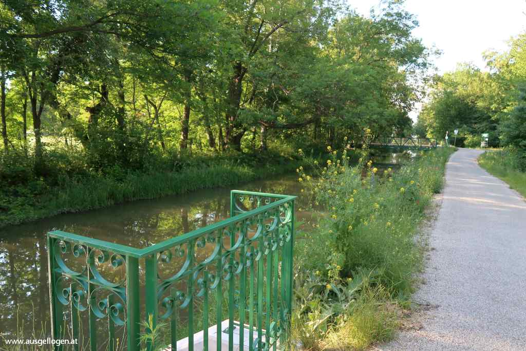 Thermenradweg Schlosspark Kottingbrunn