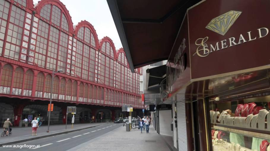 Antwerpen Städtetrip Diamantenviertel