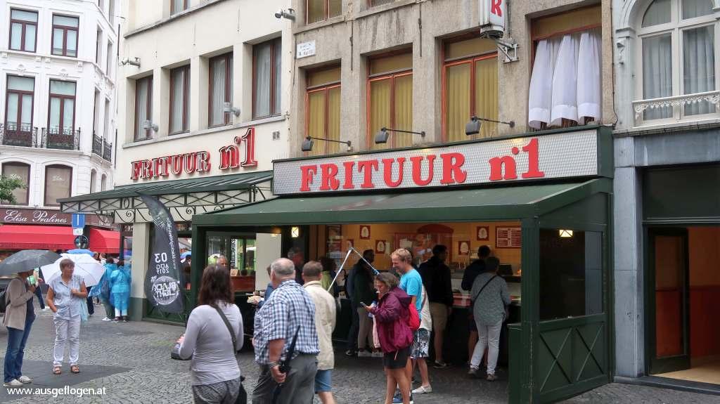 Belgien Fritten