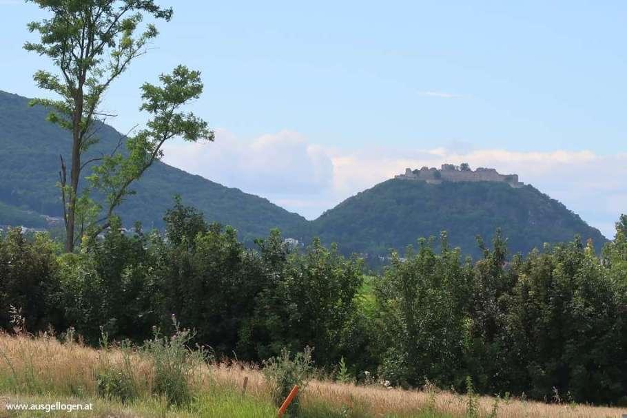 Hainburg Schlossberg