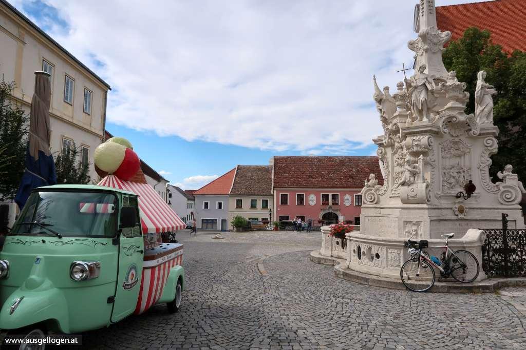 Hainburg Hauptplatz