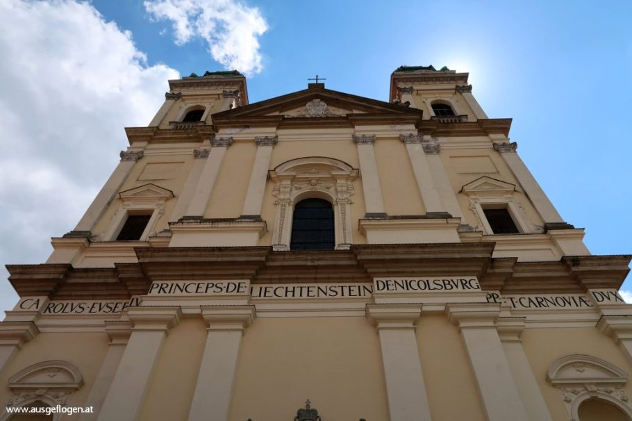 Valtice Kirche