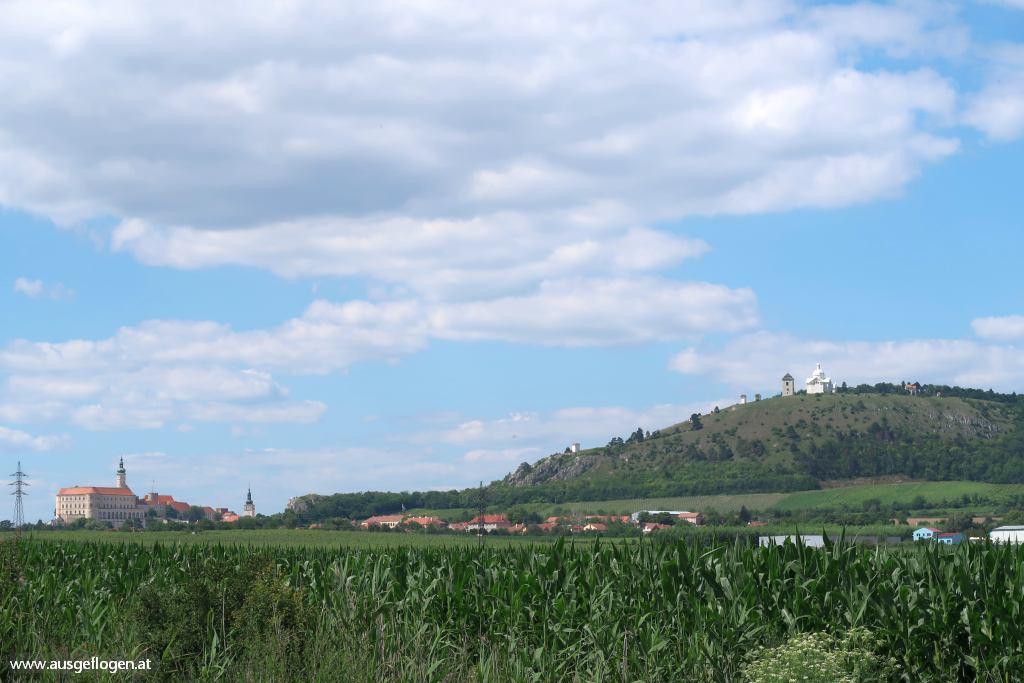 Grenzen Nordosten Österreich Mikulov