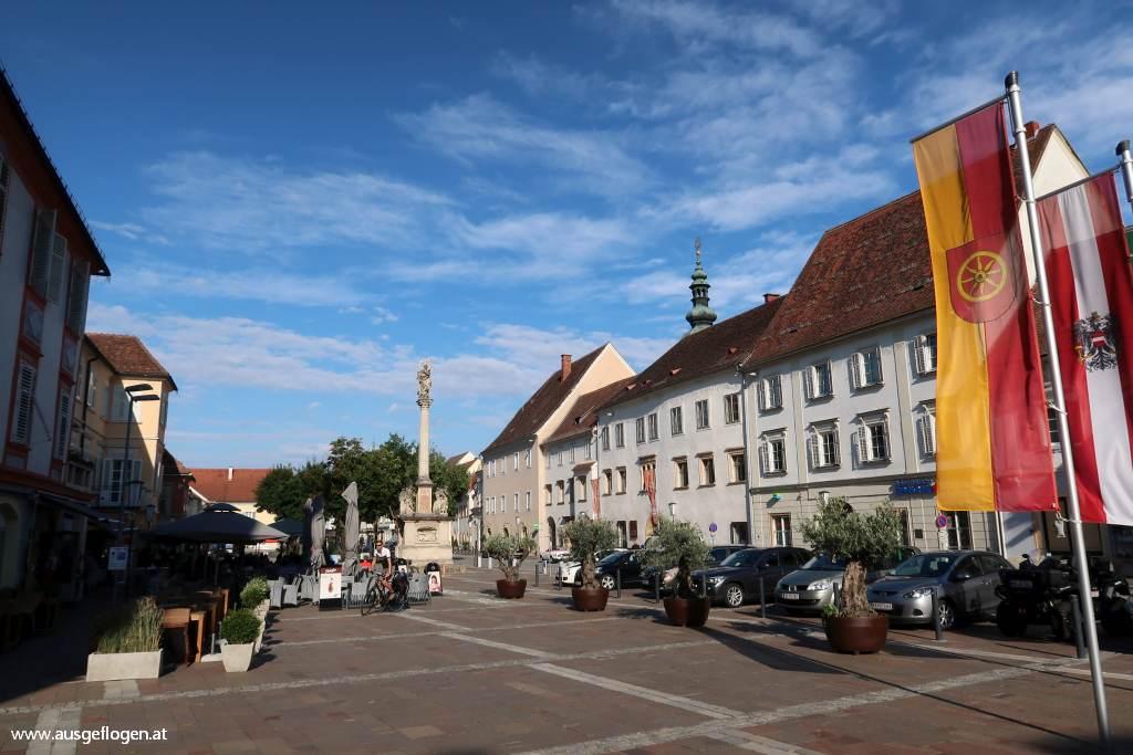 Murradweg Bad Radkersburg