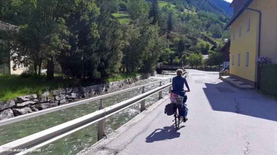 Murradweg Lungau