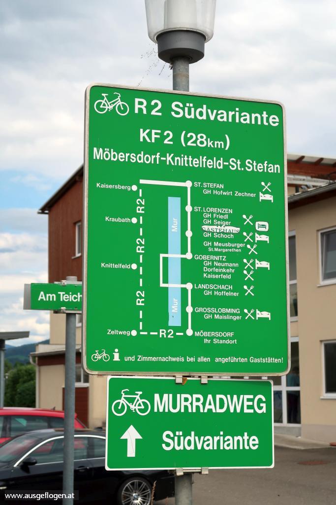 Murradweg Variante