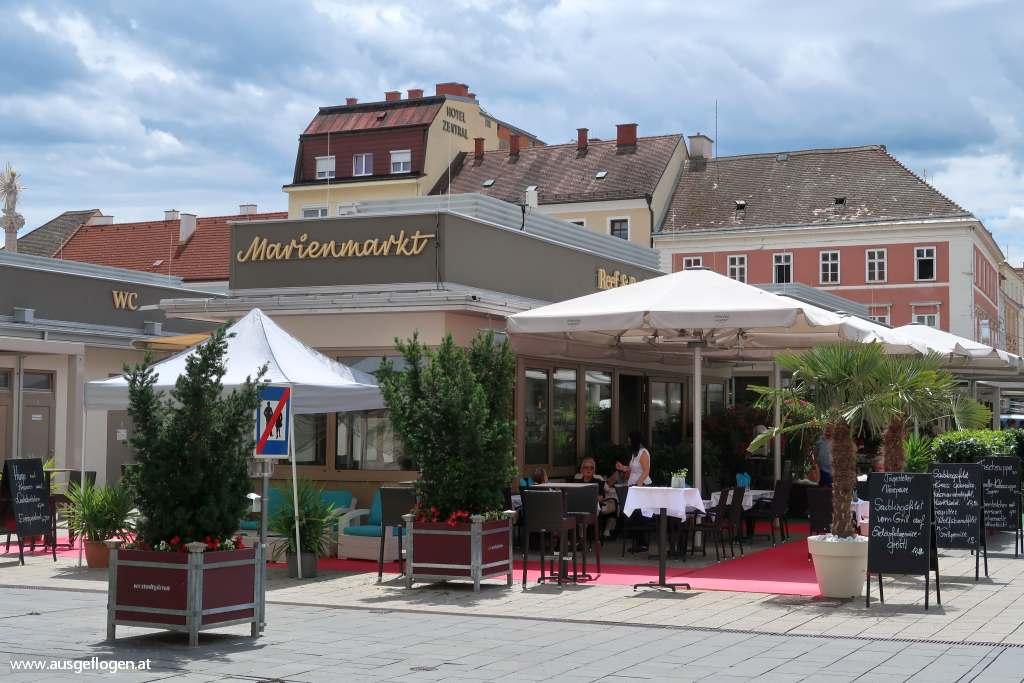 Wiener Neustadt Sehenswürdigkeiten Marienmarkt Ausflugsziele Niederösterreich