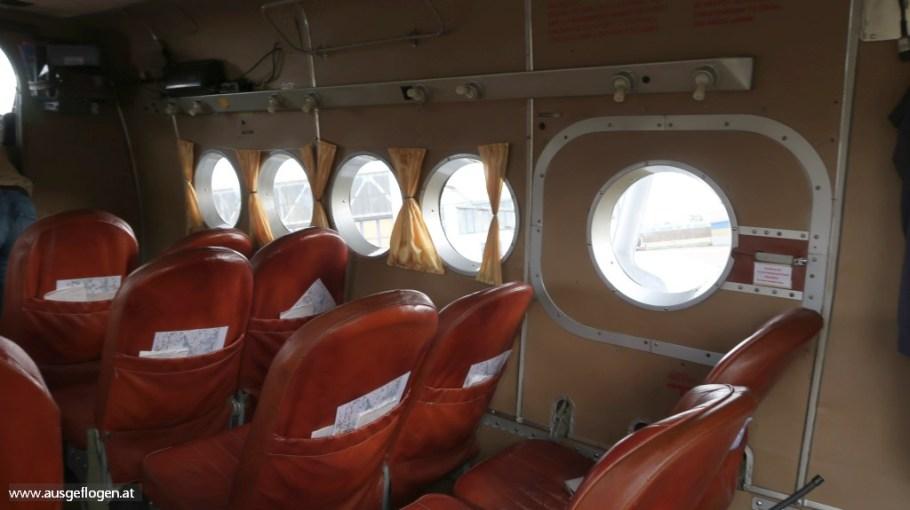 Antonov Rundflug Wiener Neustadt